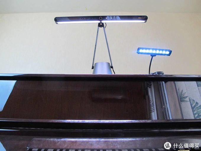 钢琴台灯评测:为钢琴练习打造的专用护眼台灯