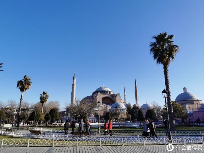 疫情期间我迷失在欧亚大陆的十字路口——伊斯坦布尔游记之蓝色清真寺、圣索菲亚大教堂篇!