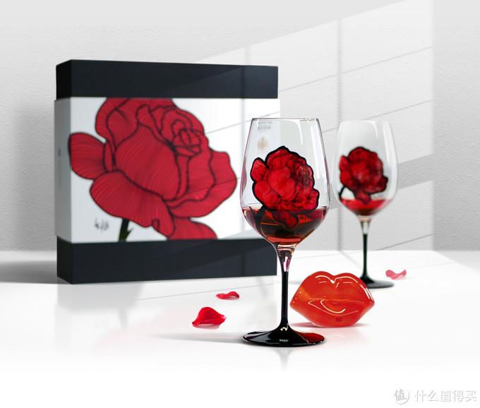 kostaboda tattoo玫瑰对杯