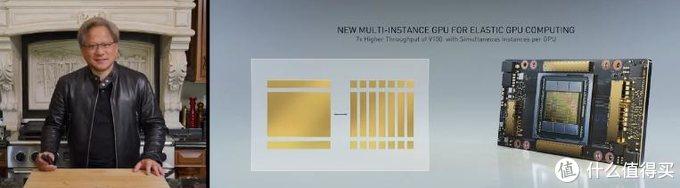 """""""厨房""""里的发布会:NVIDA发布全新专业计算卡"""