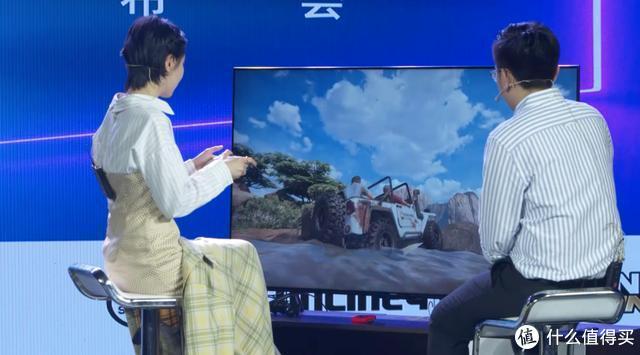 120Hz丝滑流畅! 诸葛大力成果带你来海信游戏电视看风景
