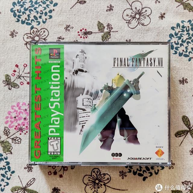 关于FF的记忆(1/3):FF7,廿世纪末划时代大作