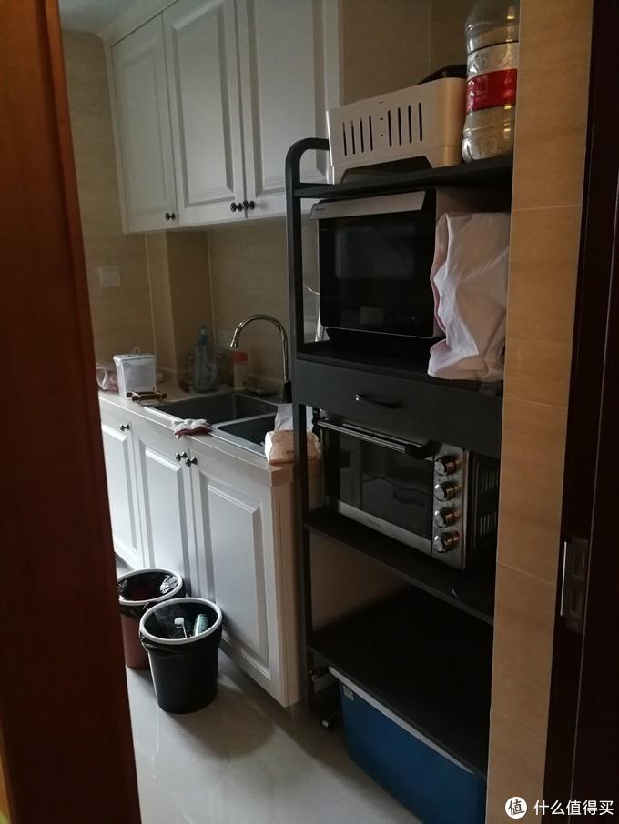 给厨房置办了一个酷太置物架