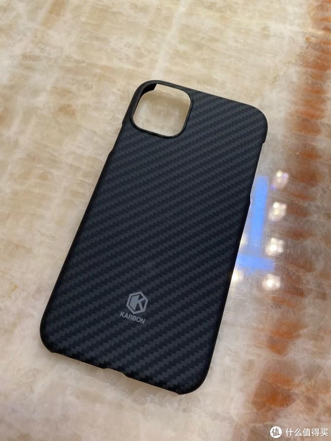 分享一个evutec半包iPhone11手机壳(karbon定制)