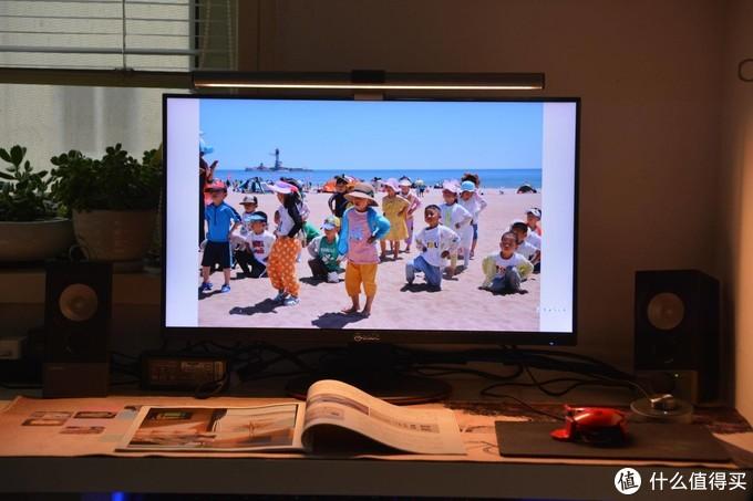 物有所值,明基WiT ScreenBar Plus屏幕挂灯,用了就离不开