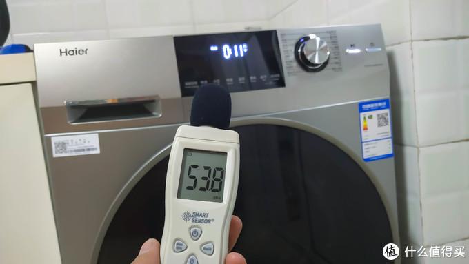 除菌祛味,洗烘一体:海尔 10公斤直驱变频滚筒洗衣机使用体验