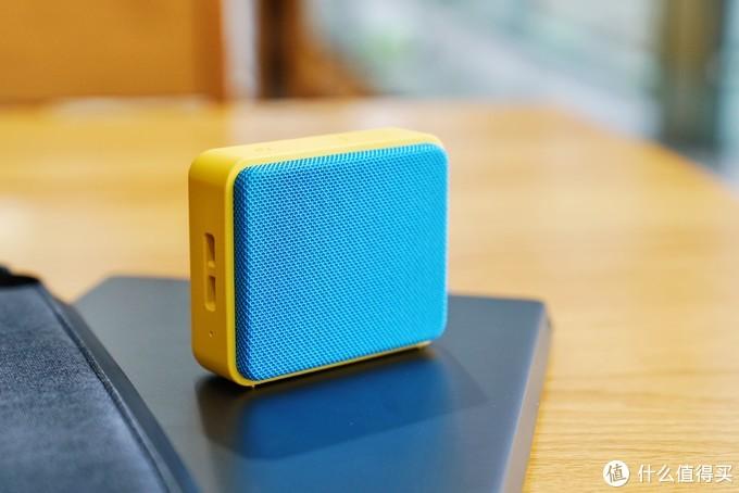 潮流精致,便于携带:JAMO CUB小方盒蓝牙音箱体验