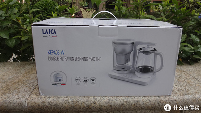 当茶与LAICA莱卡MINI养生净饮机邂逅