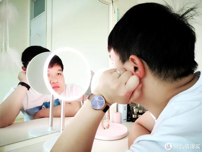斐色耐JIUJIU化妆镜|送礼就要送到女生的心坎里