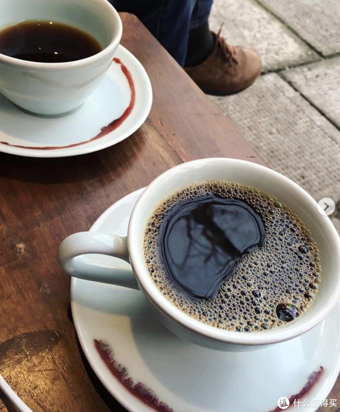 我想在上海,做个咖啡精