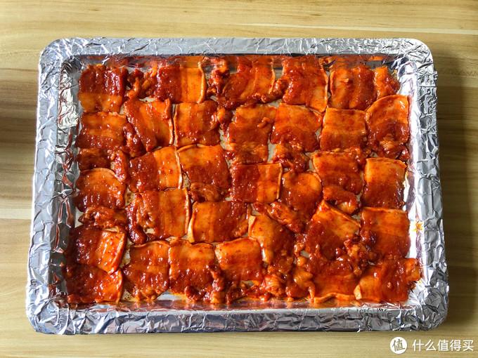 想吃烤肉自己在家做,简单烤一烤,喷香美味,好吃到舔盘