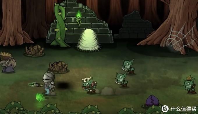 登顶Steam的国产游戏 《失落城堡》