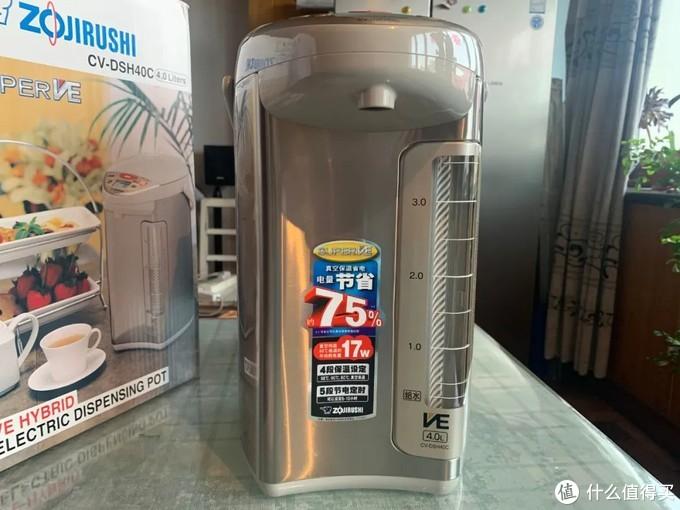 电热水瓶开箱及选购指南