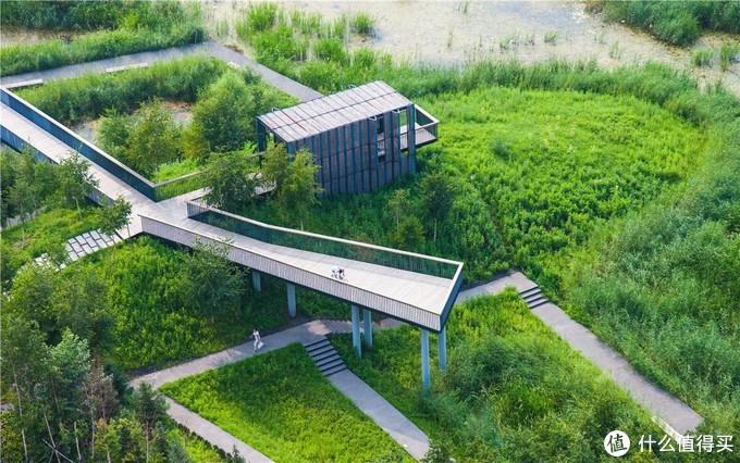 十步一景百步有园,哈尔滨群力地区公园介绍
