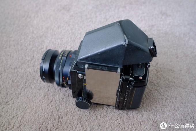 经典的开始:Mamiya RB67 Professional中画幅胶片机