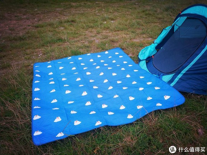 亲子之乐,轻松(懒人)露营--早风双层速开帐篷体验