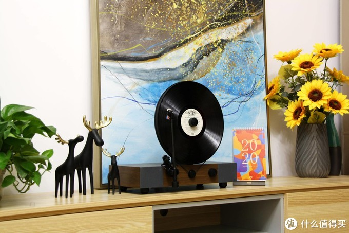 升级版Floating Record立式黑胶唱机-感受怀旧带给你的经典