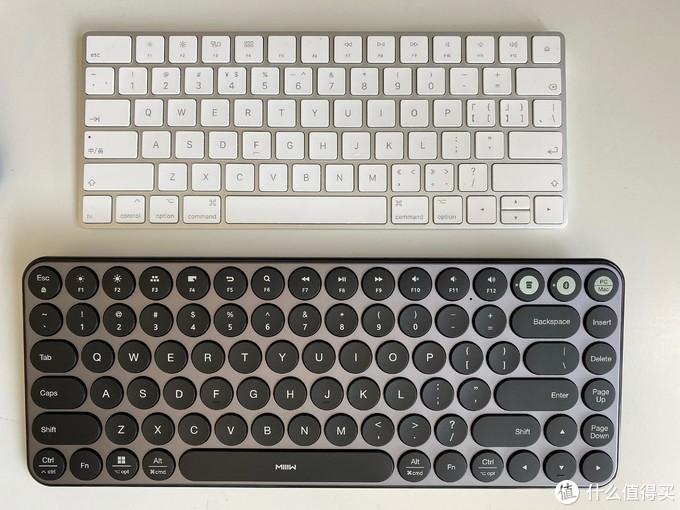预购米物蓝牙双模mini键盘