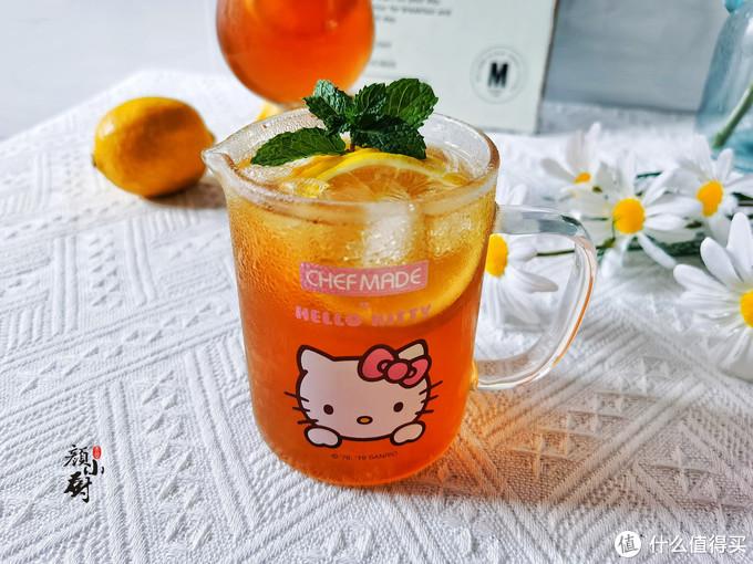 冰红茶不用买,在家就可以做,成本不到3块钱,比买的还好喝