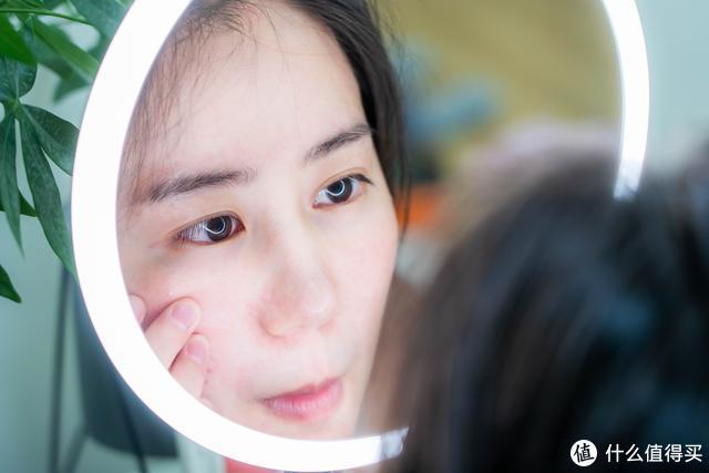 论光的重要性:LED美妆镜小仙女刚需必备
