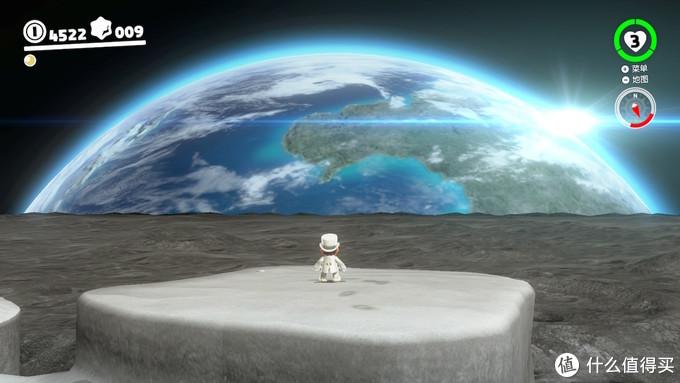 游戏截图——绿茶公主遭备胎水管工月球抢婚