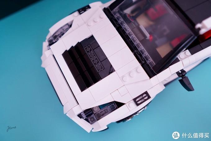 宅家的快乐,东瀛战神GT-R R35赛车拼装分享,附拼装视频哦!