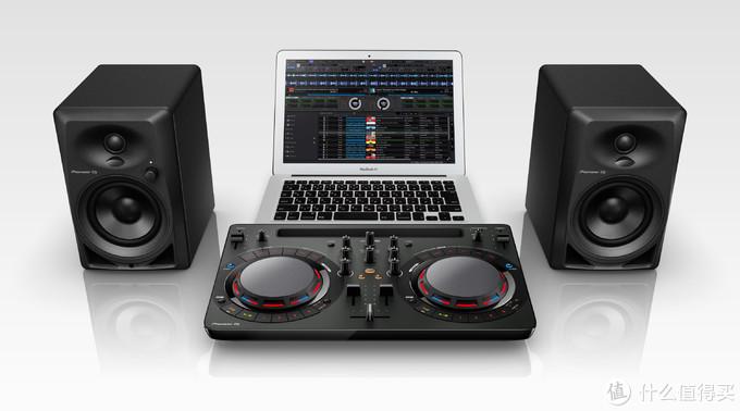 999元的先锋DJ-DM40有源音箱 听电音到底效果如何?