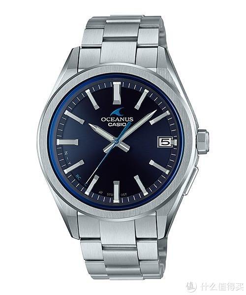 还是为了那一抹深蓝—卡西欧海神T200