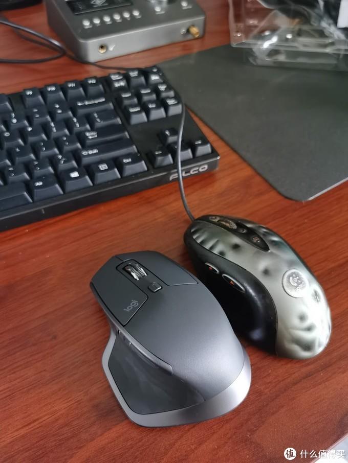 为了4k显示器失败的鼠标选择之旅---master2s