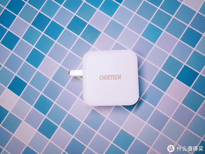 CHOETECH 65W氮化镓充电头,一个充电头搞定多个充电设备