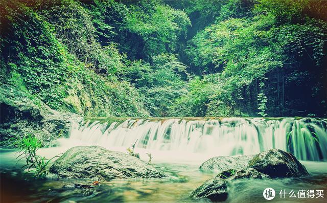 赴花木兰的千年约定?10公里山水大峡谷,趟出穿梭时空的纯美之旅