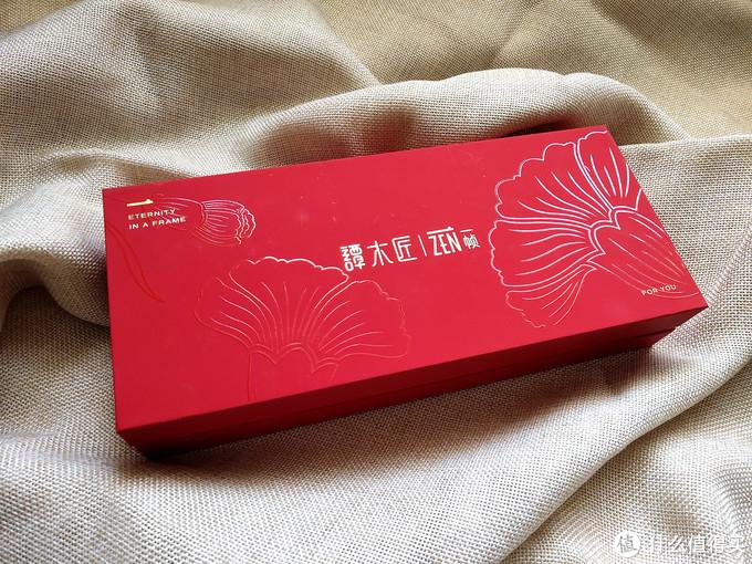 从头美丽——谭木匠x一帧母亲节礼盒