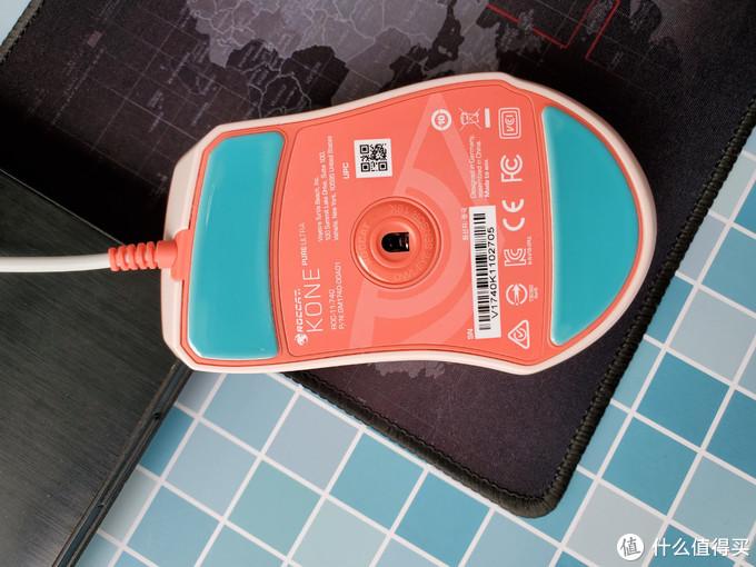 小巧且轻便,冰豹KONE PURE夜枭ULTRA(轻量版)-粉色体验测评