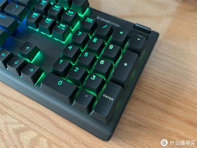 聊一聊赛睿Apex 5机械键盘