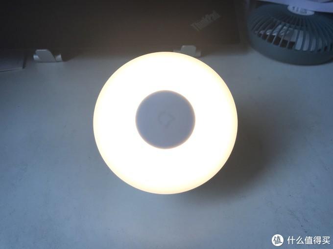 米家夜灯2蓝牙版晒单和用户体验:升级还是蛮大的