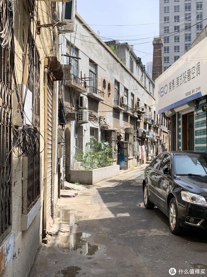 走走大连的老街——连锁街
