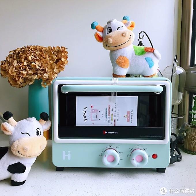 萌翻全场的海氏Q1小烤箱评测~品质生活不可或缺的小家电