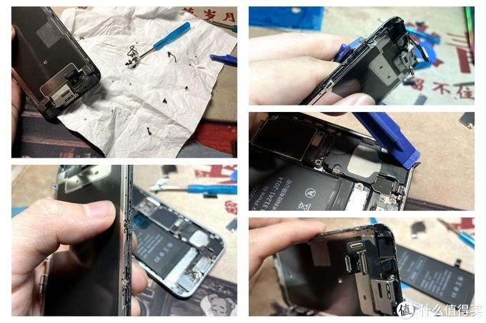 今天给2年717次电池循环次数的苹果6s动了个手术(纯干货多细节换电池教学贴)