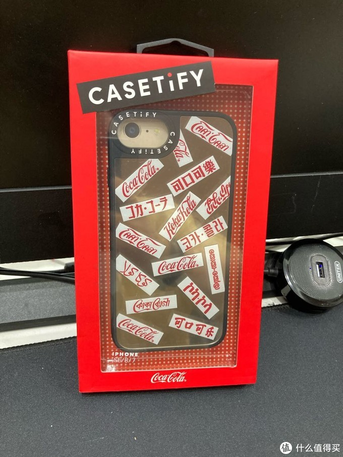 CASETIFY Coca-Cola联名手机壳开箱(伪)
