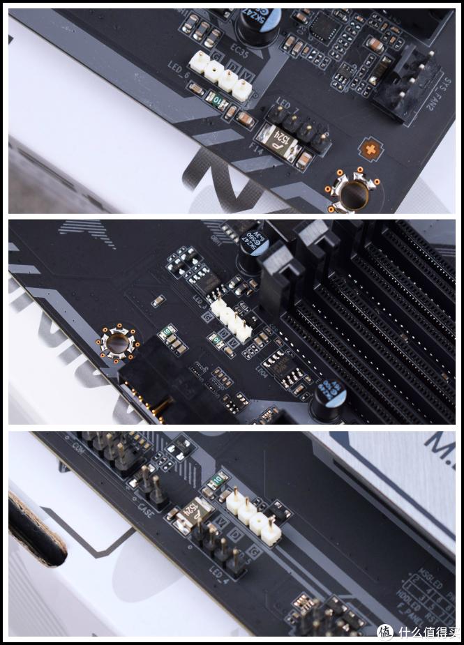 标配3个5V三针ARGB接口