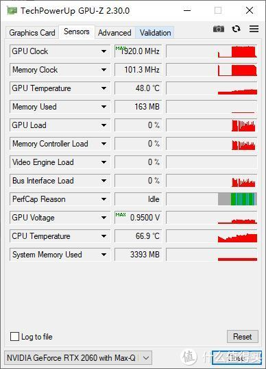 2060 Max-Q 截图(G14超频了)