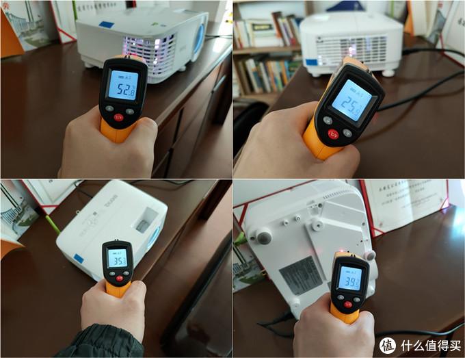 清晰画质、多重交互 - 明基E520智能无线投影机