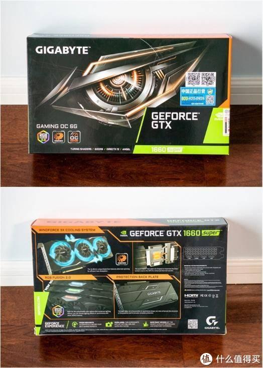 技嘉GeForce GTX 1660 SUPER GAMING OC 6G游戏显卡简评