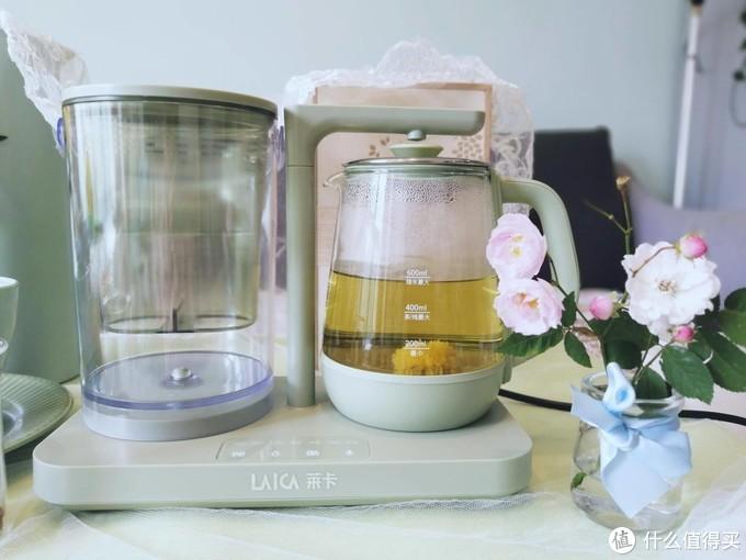 酌一壶清茶,品时光漫漫,莱卡净饮养生壶娓娓来袭