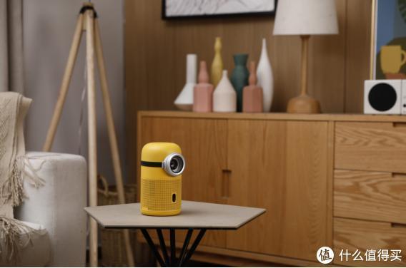 大眼橙小黄人便携智能投影仪搞怪登场