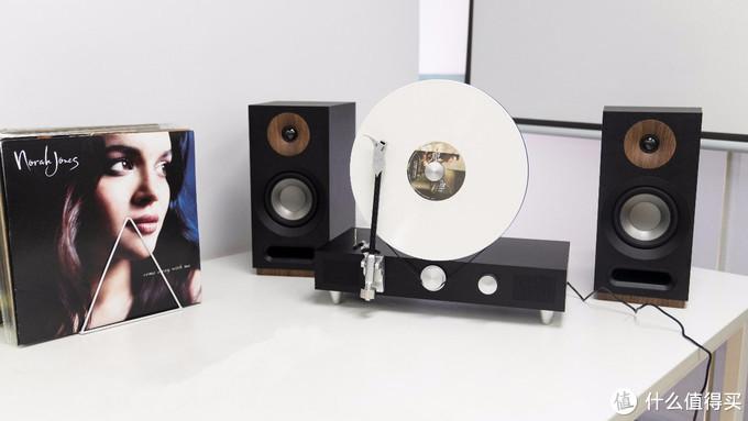 黑胶让音乐更动人,Gramovox竖式黑胶唱机开箱试听