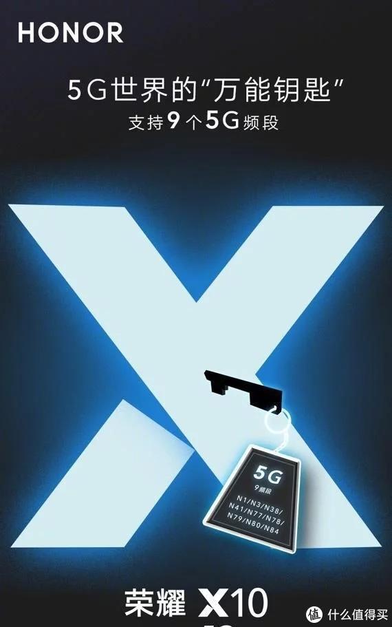 荣耀X10配置曝光 5月20日正式发布 价格十分感人