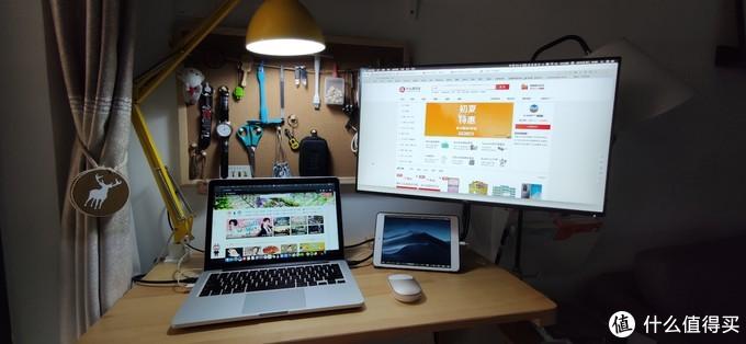 屏幕那么多那么大,如何高效利用多桌面(MacOS)