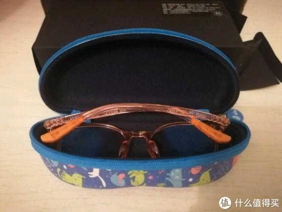 德国VIZION蔚影儿童防蓝光眼镜试用报告 符合新国标!