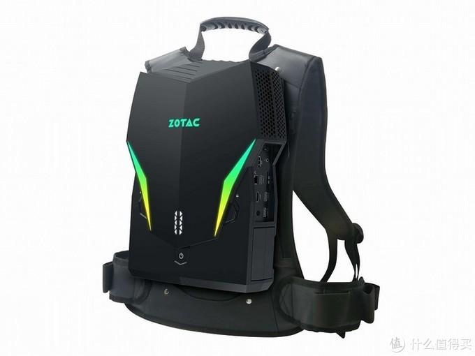把你的电竞主力机背起来:索泰发布 VR GO 3.0 背包主机,升级第九代+RTX 2070